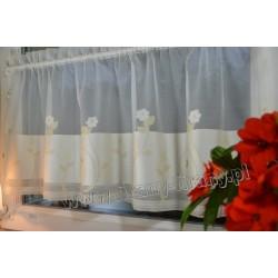 00478 Zazdrostka - haftowane kwiatki /10cm