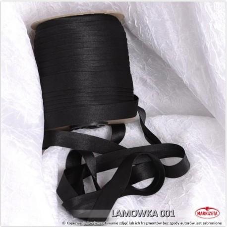 Lamówka czarna 001