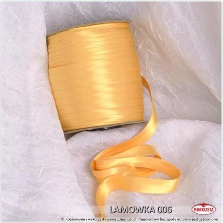 Lamówka nr 006 - odcień złota