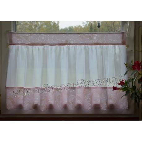 00634 Zazdrostka - sznurek różowy /10cm