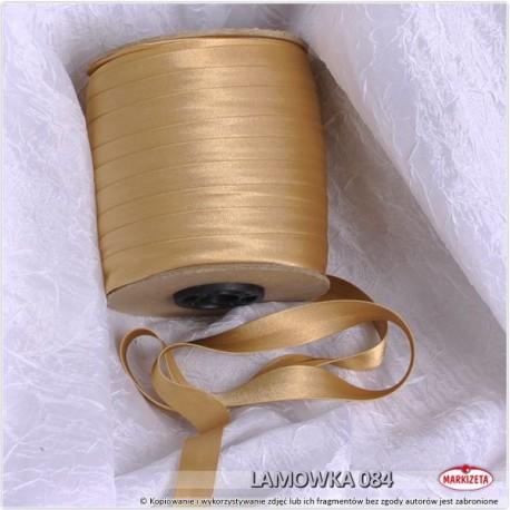 Lamówka nr 084 - odcień złota