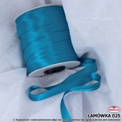 Lamówka nr 025 - niebieska