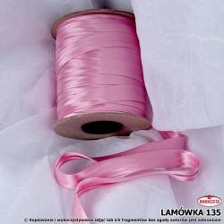 Lamówka nr 135 - różowa