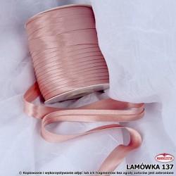 Lamówka nr 137 - różowa