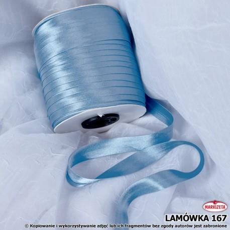 Lamówka nr 167 - niebieska