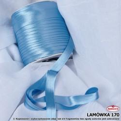 Lamówka nr 170 - niebieska