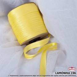 Lamówka nr 196 - żółta