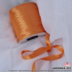 Lamówka nr 203 - pomarańczowa