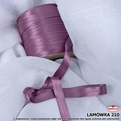 Lamówka nr 210 -fioletowa