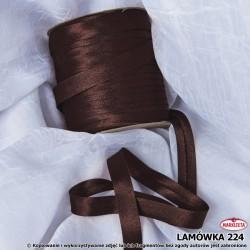 Lamówka nr 224 - brązowa