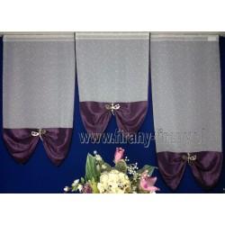 00304 Panel - gładki - fiolet