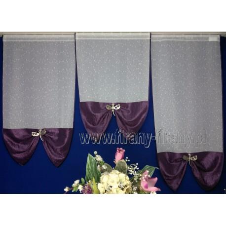 Panel - gładki - fiolet