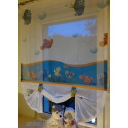 Roletka Nemo + plexi